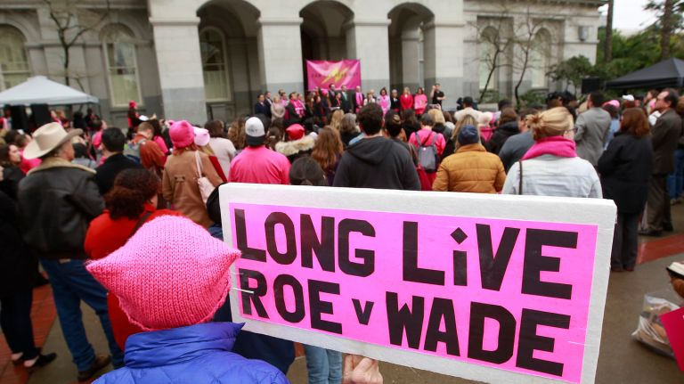 Beyond the Reach of Roe v. Wade